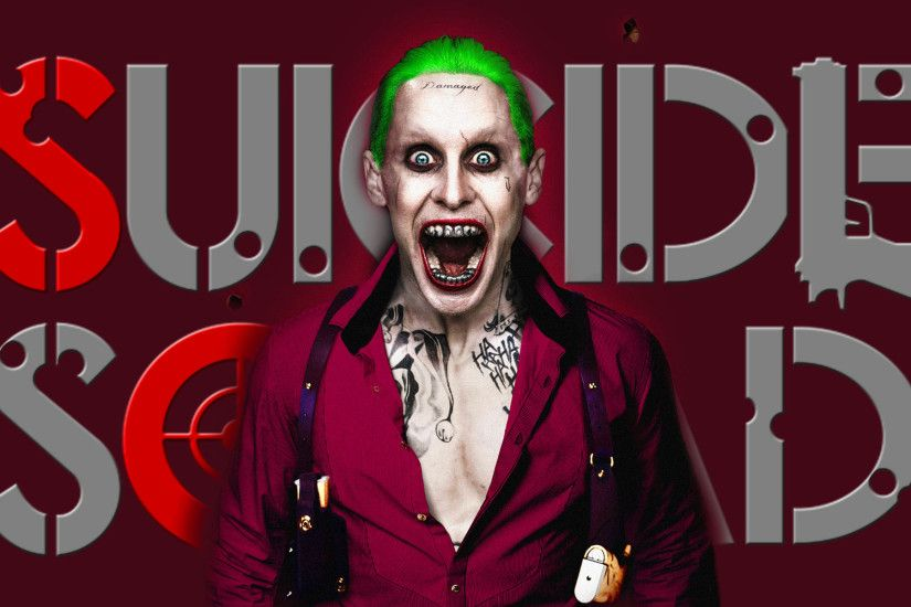 Photo Collection Suicide Squad Wallpapers Made