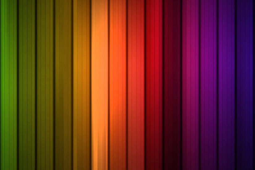 Colorful Rainbow Wallpaper Background