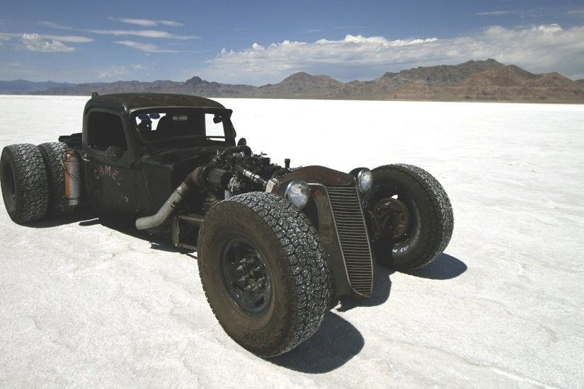 rat rod hotroad rat salt lake racing hot rod lake