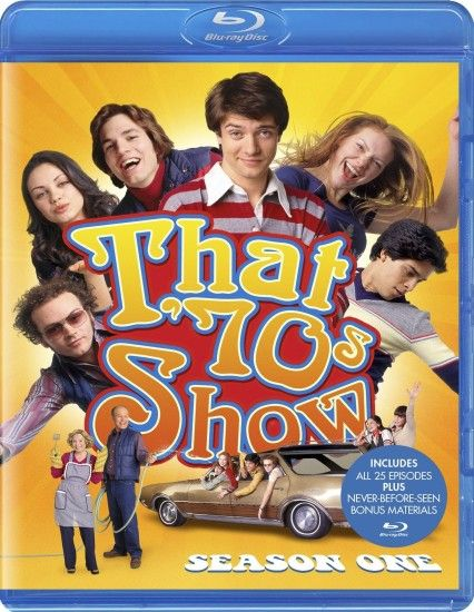 cover. That '70s Show: ...