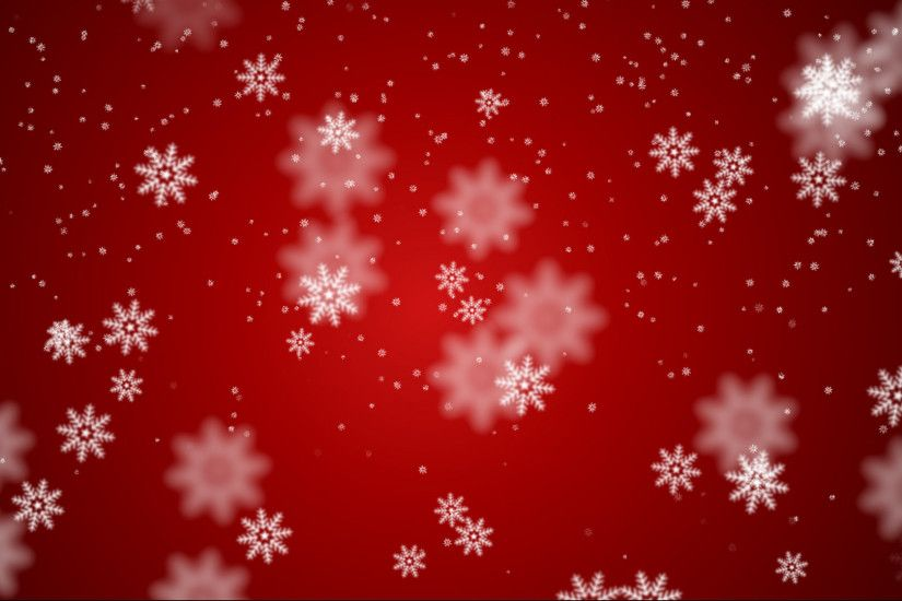 Red Xmas · Red Xmas free powerpoint background