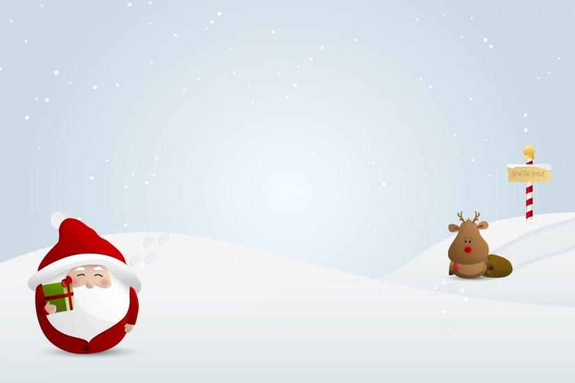 Santa Claus and reindeer wallpapers and images - wallpapers, pictures .