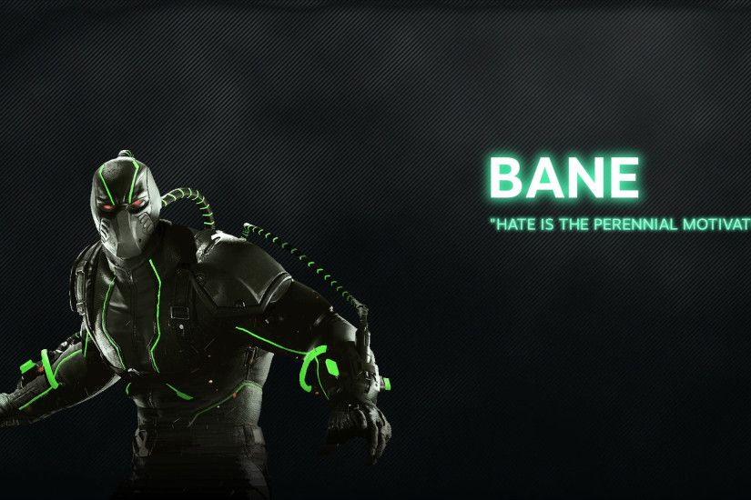 Bane wallpaper as promised ...