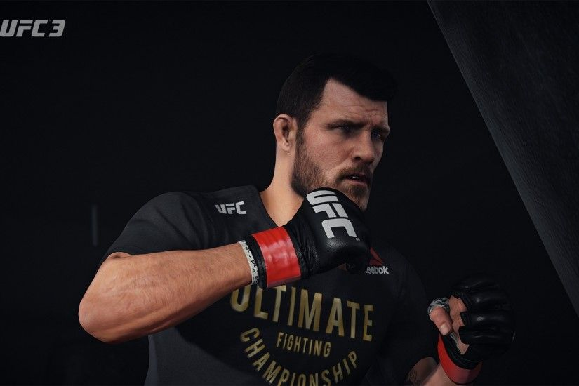 EA Sports UFC 3 Xbox One Wallpaper