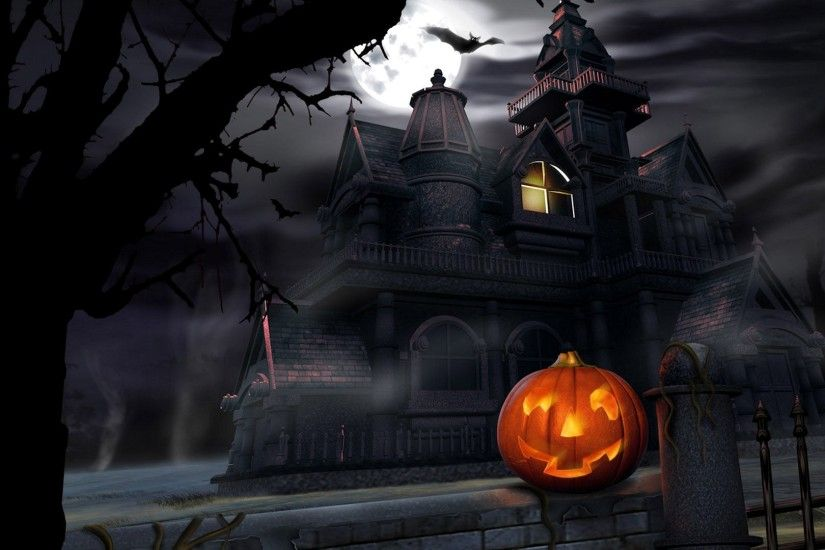 ... Free Halloween Background Wallpaper 1920x1080 WallpaperSafari