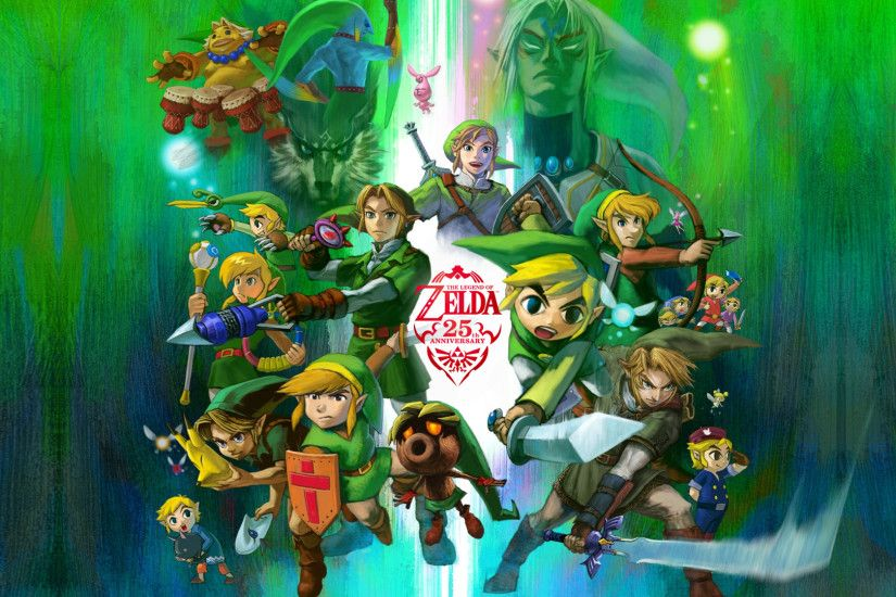 The Legend Of Zelda Desktop Background. Download 1920x1080 ...