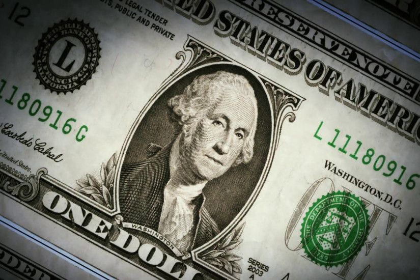 US Dollar Money Background Graphics HD Stock Footage Motion Background -  VideoBlocks