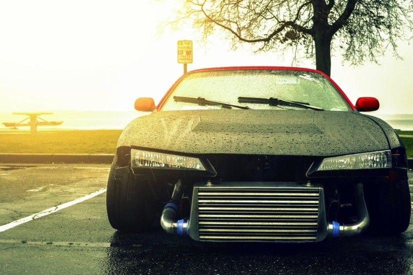 Nissan Silvia S14 Car Wallpaper