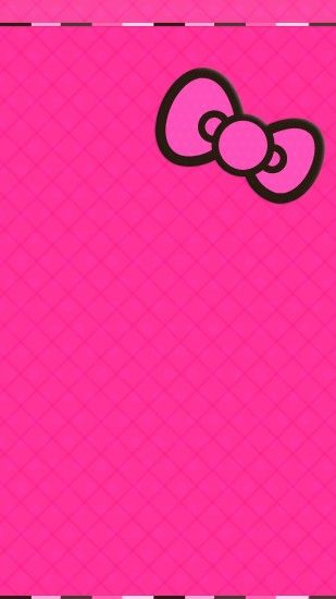 Bow Wallpaper, Hello Kitty Wallpaper, Wallpaper Backgrounds, Iphone  Wallpapers, Iphone 8, Sanrio, Ipod, Notebook, Samsung