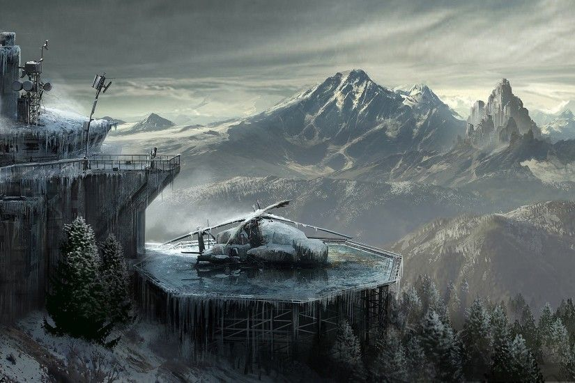 Tag: 100% Quality HD Rise Of The Tomb Raider Concept Art Wallpapers,  Backgrounds