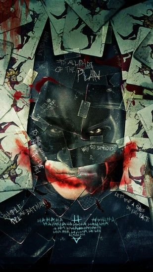 "Wallpaper for ""The Dark Knight"" ..."