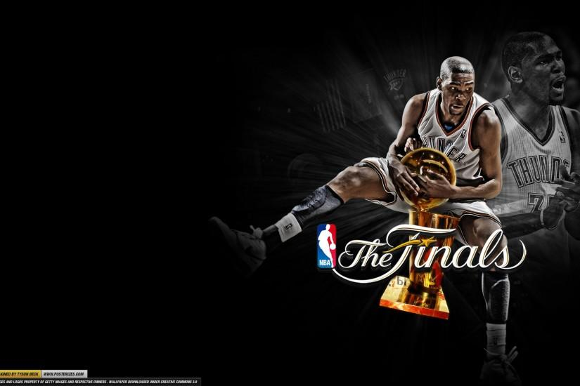 NBA Finals Wallpaper – OKC Thunder | Posterizes | NBA Wallpapers .