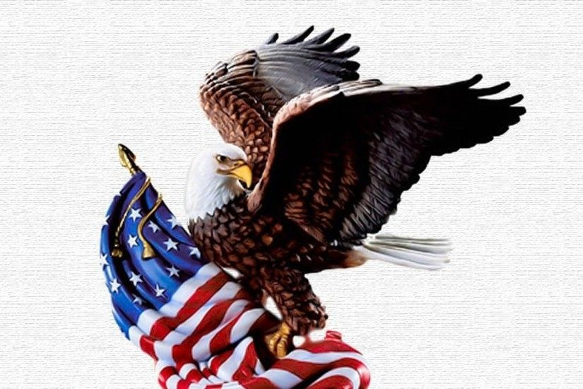 0 American Flag with Eagle Wallpaper Animal Wallpaper Page 15 American Eagle  .