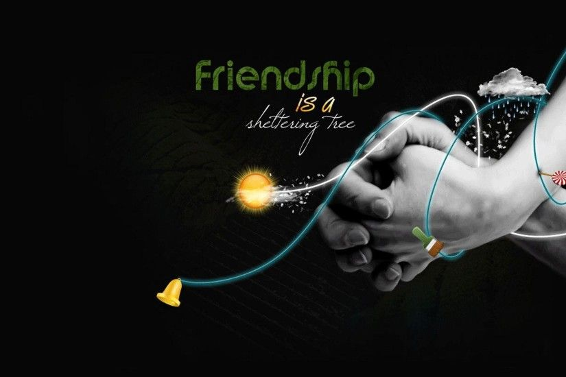 30 Supreme Collection Of Friendship Wallpapers | GraphicsLava