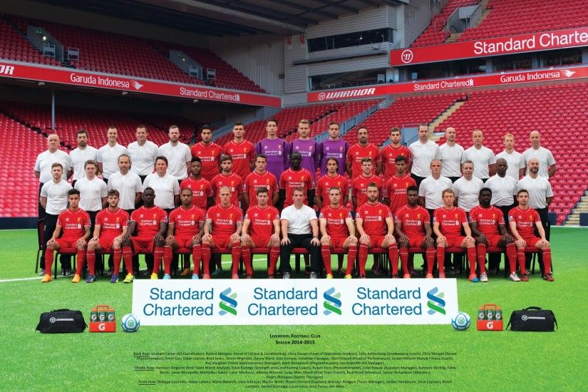 ... Download Liverpool Squad Wallpaper HD Widescreen High Quality Desktop .  You Can Download All Your Favorite