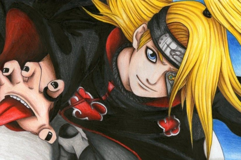 2560x1600 Tags: Anime, NARUTO, Deidara, 2560x1600 Wallpaper, HD Wallpaper,  Wallpaper,