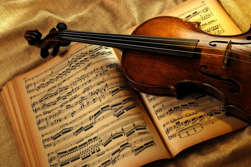 Violin Wallpaper 34029