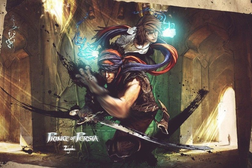 Prince Of Persia 4, Sword - Wallpapers – yoyowall.
