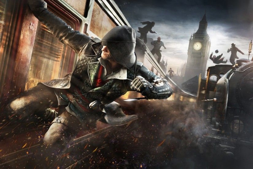 Assassin's Creed Syndicate Video Game Wallpapers