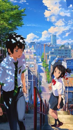 download kimi no na wa wallpaper 1440x2560 windows xp