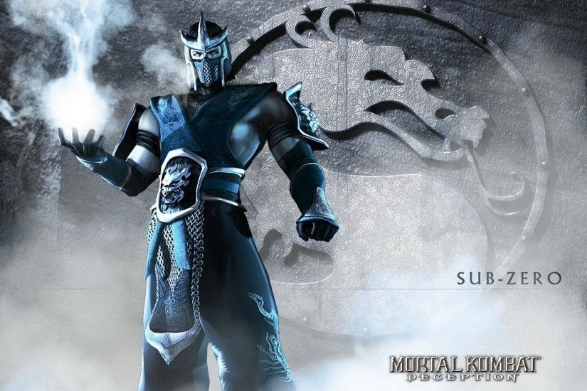 Mortal Kombat Raiden HD desktop wallpaper : Widescreen : High 1920x1200