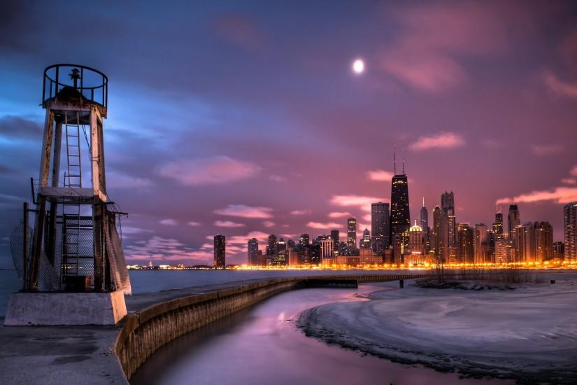 large chicago wallpaper 2560x1600 for windows 7