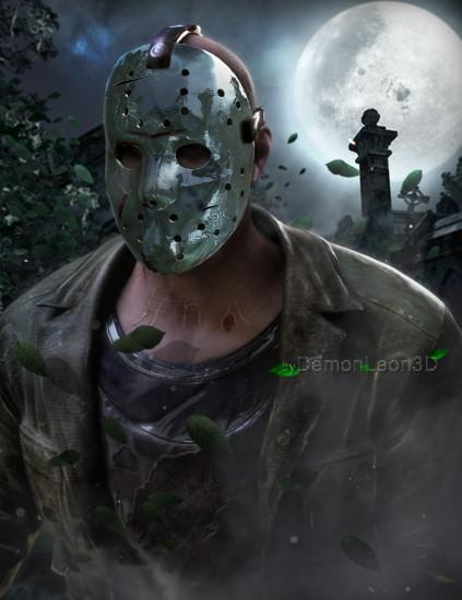Jason Voorhees :icondemonleon3d: