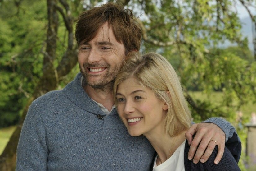 3840x2160 Wallpaper what we did on our holiday, rosamund pike, david tennant