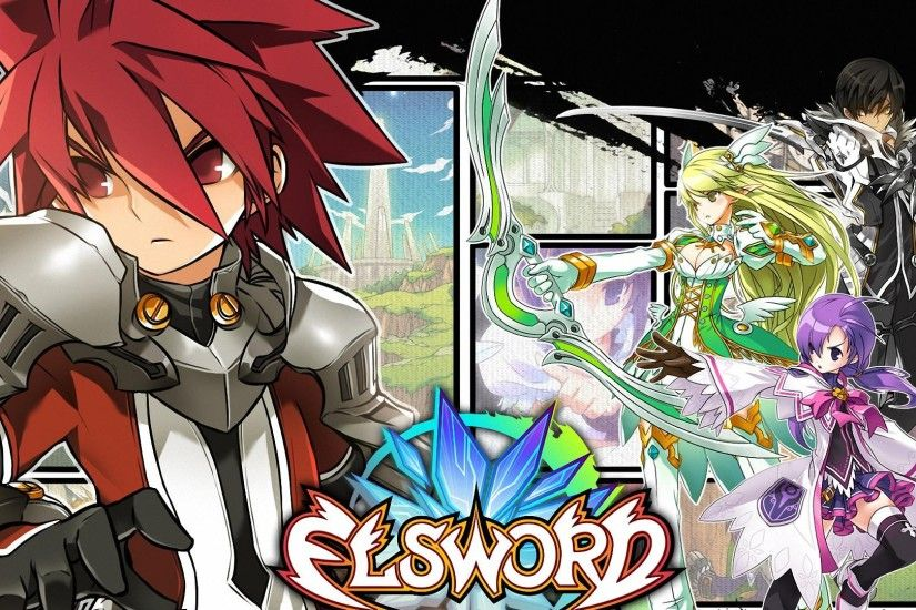 Elsword Wallpaper 08 1920x1080 Wallpapers, 1920x1080 Wallpapers