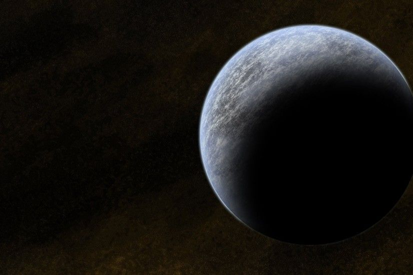 neptune planet shadow darkness