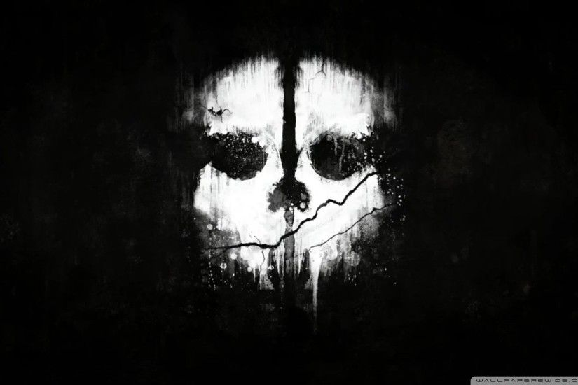 COD Ghosts HD Wide Wallpaper for 4K UHD Widescreen desktop & smartphone