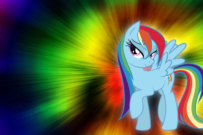 Art Images Rainbow Dash Wallpapers HD.