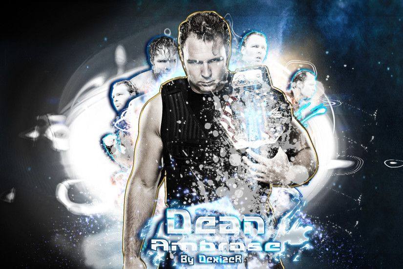 WWE Dean Ambrose 2014 by SmileDexizeR WWE Dean Ambrose 2014 by SmileDexizeR