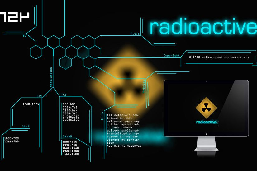 Radioactive by n24-second on DeviantArt