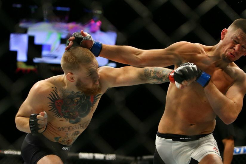 McGregor, Diaz rematch scheduled for UFC 202 | Other Sports | Sporting News