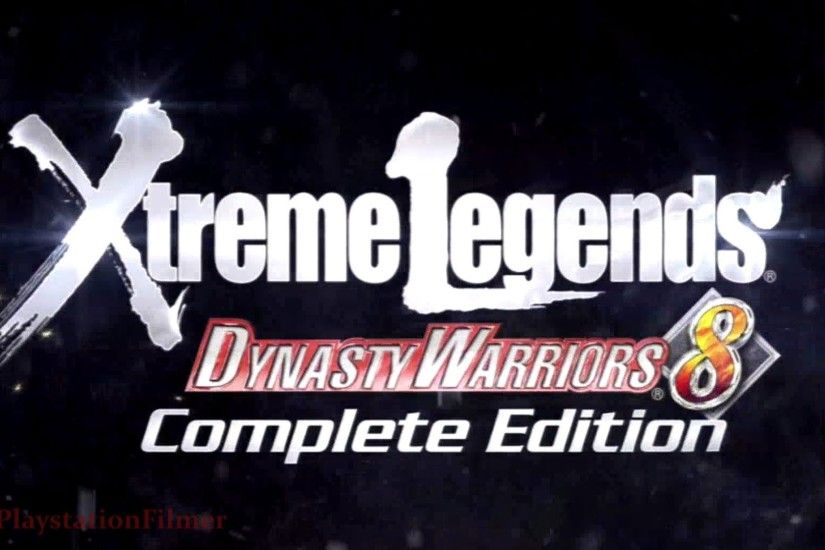 Dynasty Warriors 8: Xtreme Legends Complete Edition - Opening Cutscenes  {PS4, Full 1080p HD}