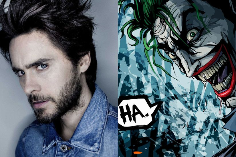 Here's What Jared Leto Looks Like As The Joker