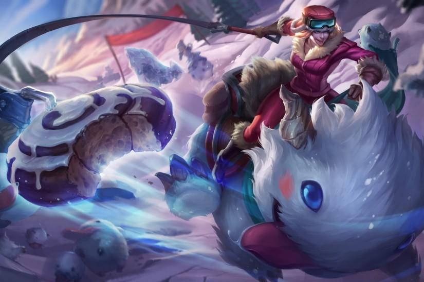Poro Rider Sejuani wallpaper | League of Legends | Pinterest | Riders and  Wallpapers