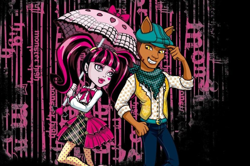 monster high game wallpapers