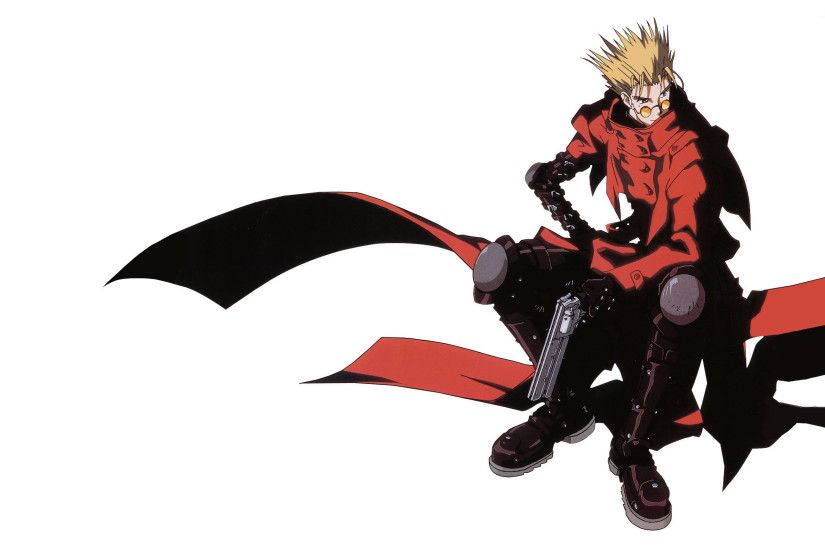Download Free Trigun Wallpapers 1920x1080 px