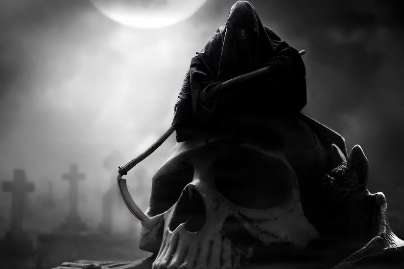 skull hd widescreen wallpapers backgrounds
