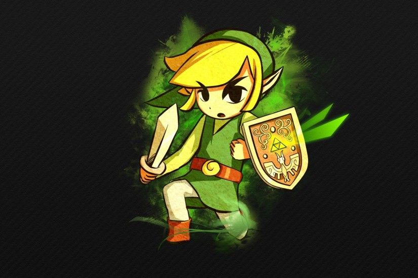 Video Game - The Legend of Zelda: The Wind Waker Wallpaper