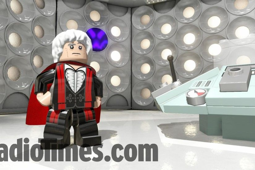 Every Doctor's Tardis... in Lego