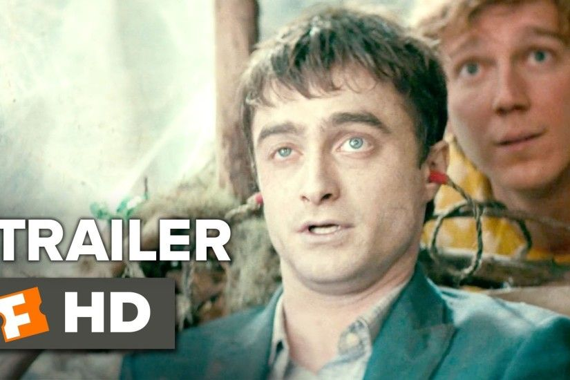 Swiss Army Man Official Trailer #1 (2016) - Daniel Radcliffe, Paul Dano  Movie HD - YouTube