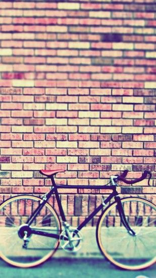 Fixed Gear Bike Wallpaper