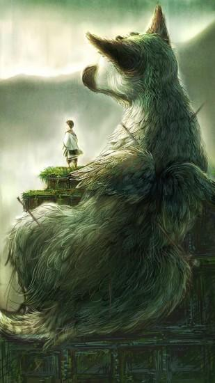 The Last Guardian 2016