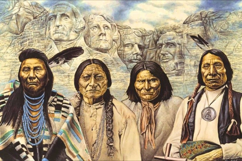 Native American Indian Music - TheTrue Inheritors Of The Earth 432hz -  YouTube