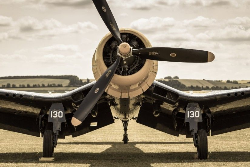 f4u corsair in