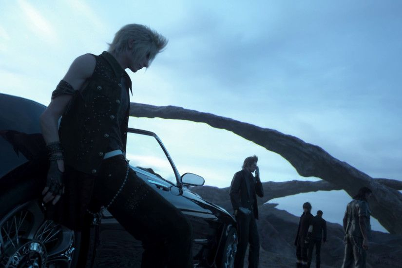 Square Enix has released the latest trailer for its upcoming flagship Final  Fantasy XV. With a demo planned for release next year, fans have yet  another ...