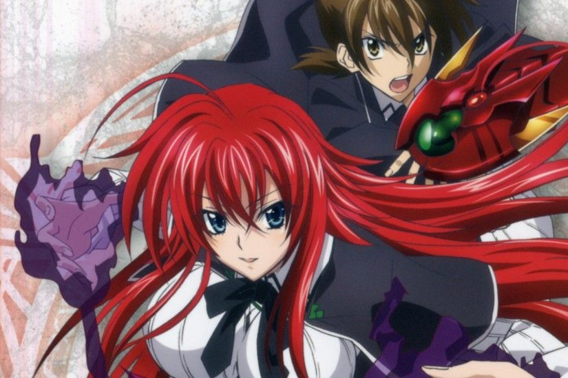 School DxD NEW.Iss..